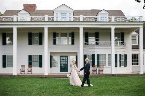 Hill Stead Museum Wedding ? Chris and Becca Photography