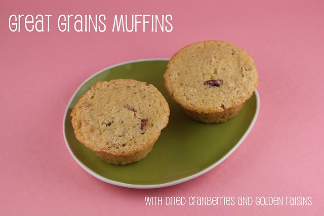 Great Grains Muffins - Tuesdays with Dorie