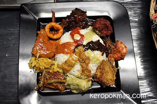 Taste of Penang @ Sentosa : Nasi Kandar
