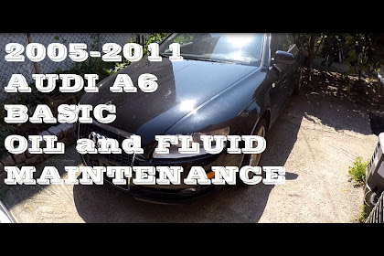 2006 Audi A6 32 Quattro Transmission Fluid