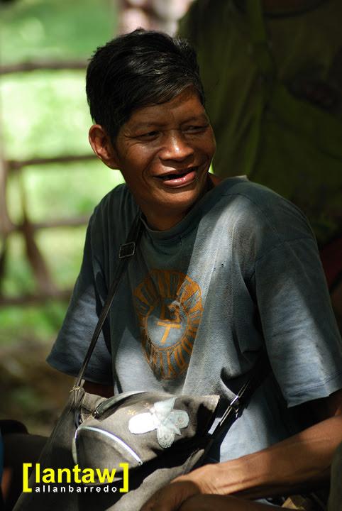 Hanunoo Mangayan Elder #1
