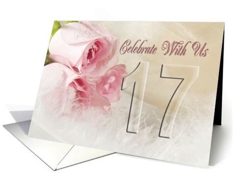 17th Wedding Anniversary Cards Pictures to Pin on