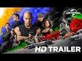 """Novo trailer de """"Velozes e Furiosos 9"""" mostra literalmente a franquia indo para o espaço!"""