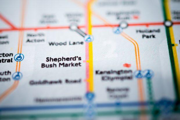 Shepherd's Bush Market station