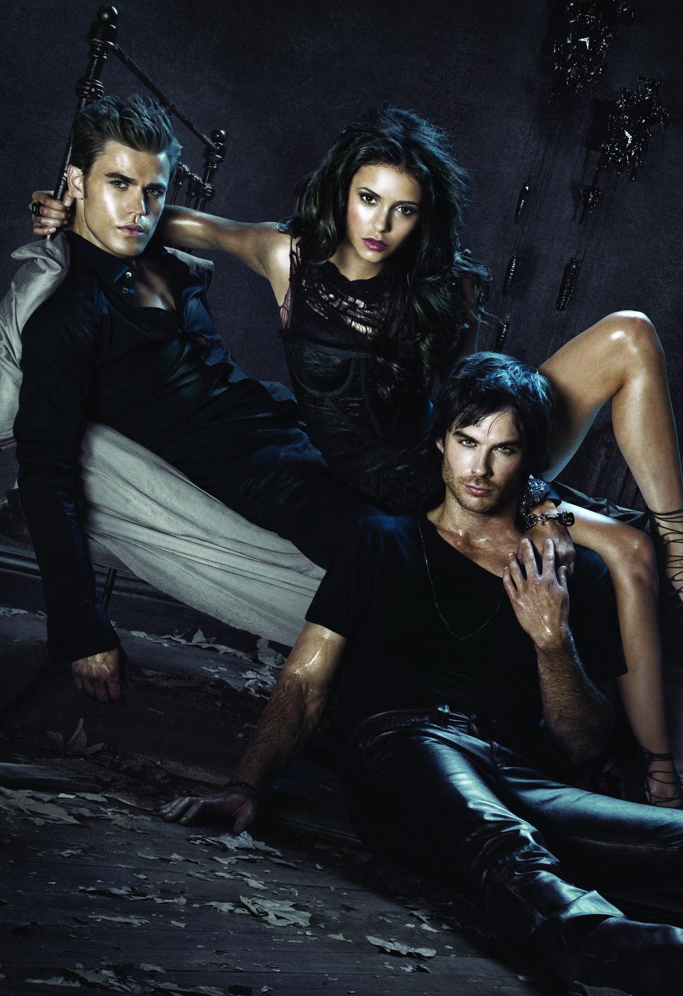 Damon Salvatore Vampire Diaries Wallpaper 76 Images