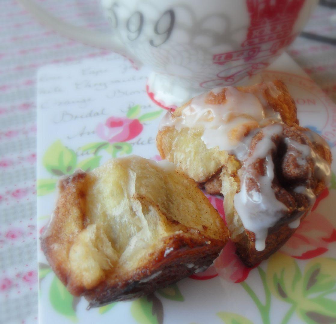 Cinnamon Butter Buns