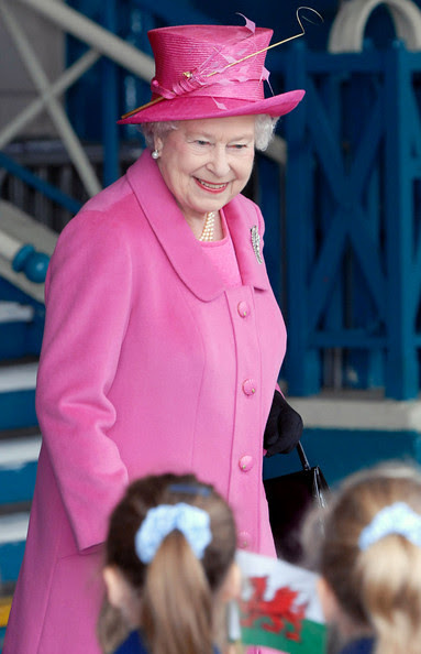 Queen Elizabeth II hat 4