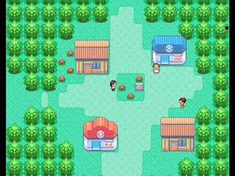 Pokemon Ruby Sapphire Emerald Oldale Town Youtube