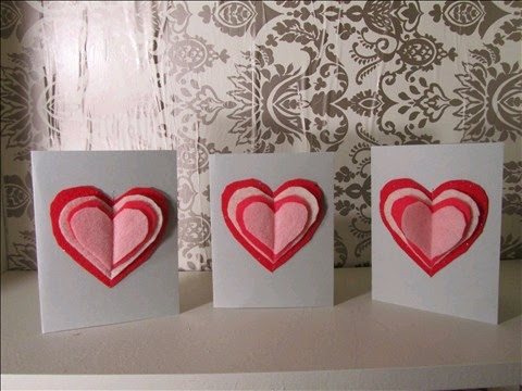 Card 10 How to: Make Sewn Valentines