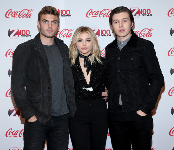 Z100's Jingle Ball 2015 - Z100 & Coca-Cola All Access Lounge at Hammerstein Ballroom - Backstage