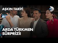 Arda Türkmen, Naz'ın restoranında! - Aşkın Tarifi 3. Bölüm - KanalD
