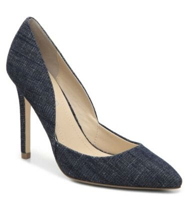 Charles by Charles David Parker Denim Pump