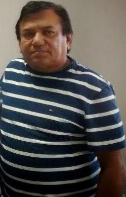 Ex-prefeito Henrique Caldeira Salgado