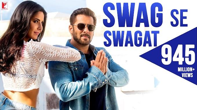 Swag Se Swagat Lyrics - Tiger Zinda Hai   Salman Khan, Katrina Kaif   LYRICSADVANCE