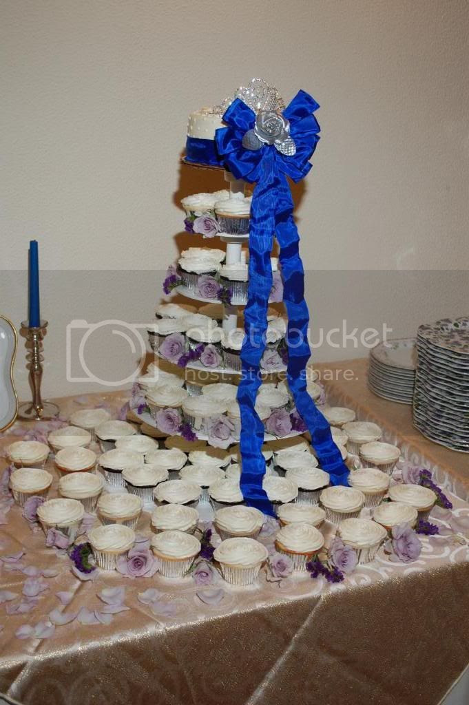 Smoke Rise Inn Happily Ever After Fairy Cake Tower