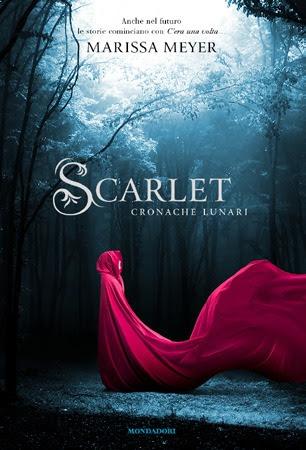 Scarlet (Cronache lunari, #2)