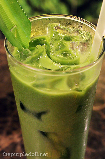 Thai Milk Green Tea P120
