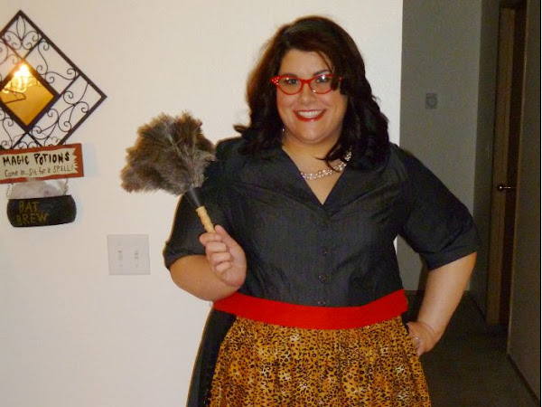 What I Wore: Sartorial Medley - Halloween