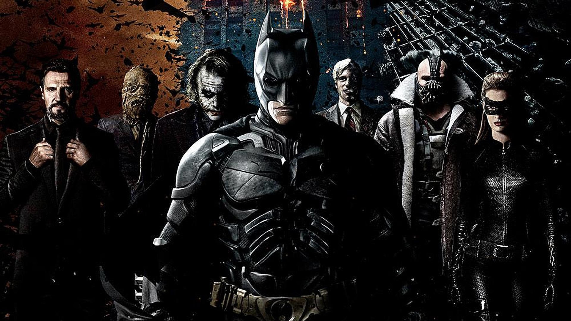 The Dark Knight Wallpaper 83 Images