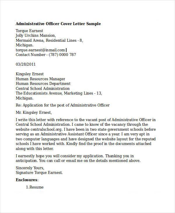 37 Professional Administrative Resume Templates Pdf
