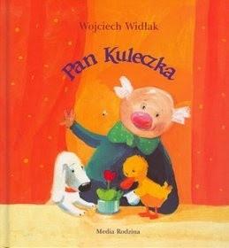 Okładka książki Pan Kuleczka