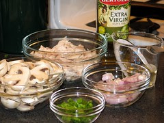 pasta chicken ingredients