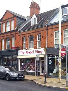The Model Shop Northampton