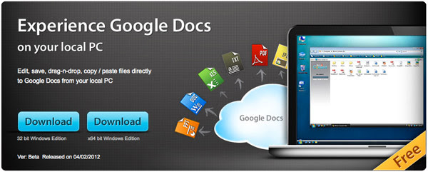 IDrive Connect offers Google Docs access via virtual folder on your Windows machine