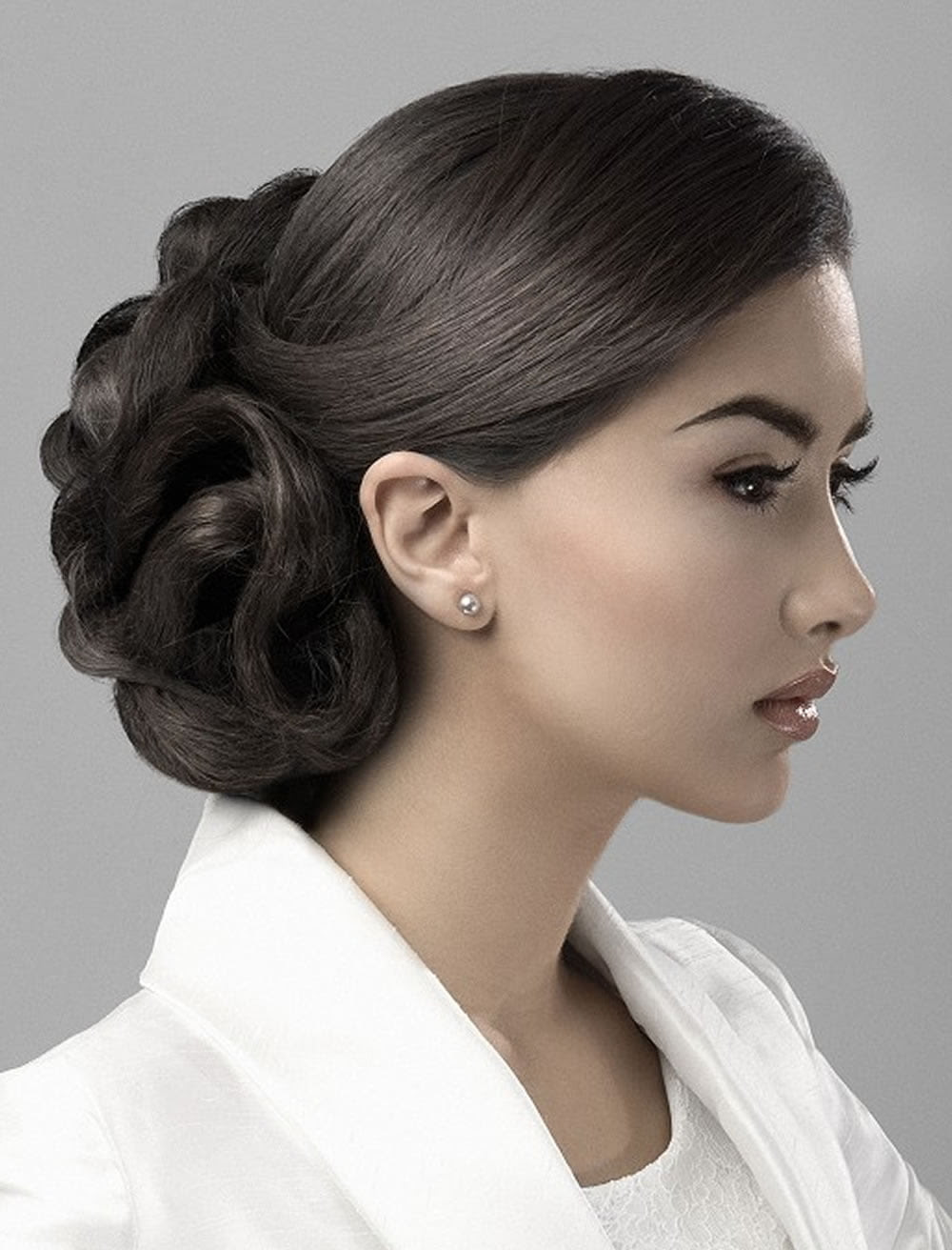 32 Perfect Updo  Hairstyles  for Prom 2019 2019 Round