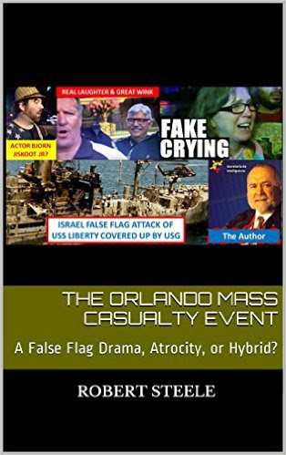 Steele's chapter in Orlando False Flag is now available as a stand-alone Kindle e-book