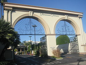 Paramount Pictures in Hollywood, CA