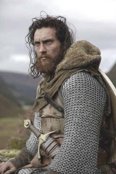 Image result for aaron taylor-johnson outlaw king