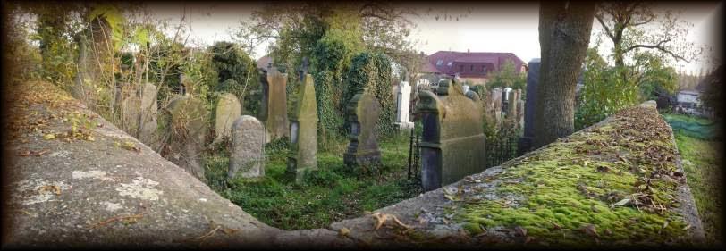zapomenutý hrbitov