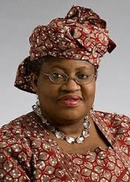 Federal Republic of Nigeria Minister of Finance, Dr. Ngozi Okonjo-Iweala, has addressed the Nigerian press saying that the level of domestic debt needs to be curbed. She is a former official of the World Bank. by Pan-African News Wire File Photos