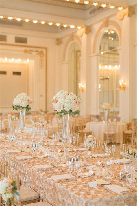 17 Best images about Ivory & Gold Wedding Decor on