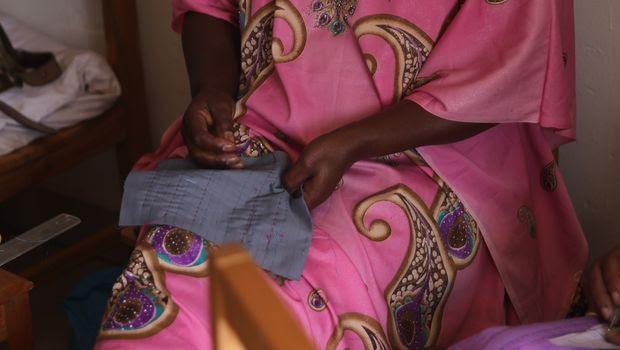 Nyamirambo Women's Center em Kigali, Ruanda. Foto: Eduardo Asta DIREITOS RESERVADOS. NÃO PUBLICAR SEM AUTORIZAÇÃO DO DETENTOR DOS DIREITOS AUTORAIS E DE IMAGEM