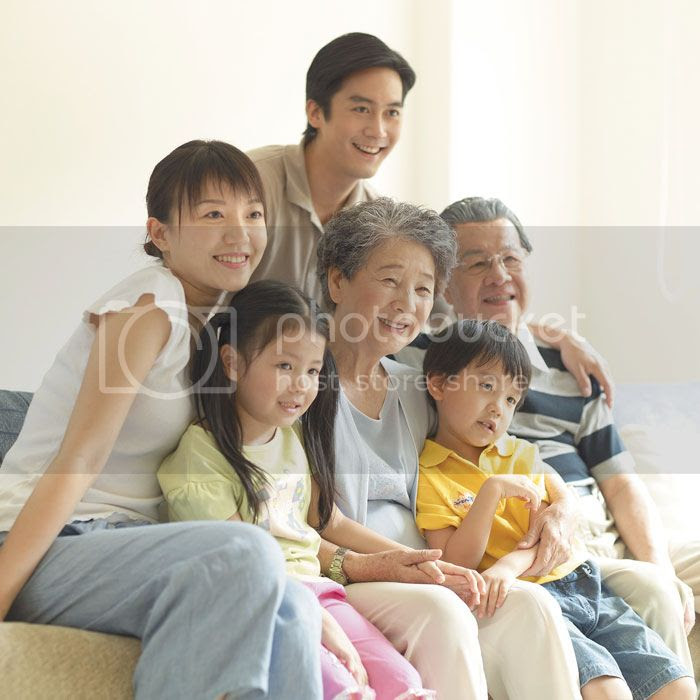 famille chine