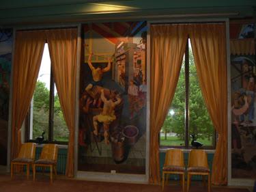 Dining Room, French Embassy, Ottawa