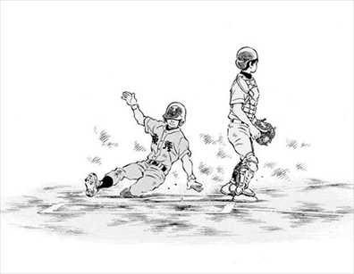 野球漫画投球打つ走る動作の描き方まとめ技フォーム構図の