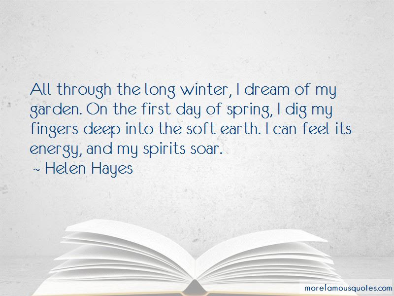 Quotes About The First Day Of Spring Top 36 The First Day Of Spring