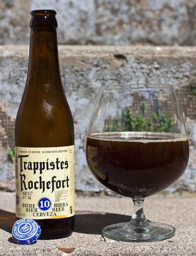 Review: Trappistes Rochefort 10 by Cody La Bière