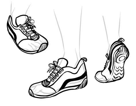 shoesjpg  draw shoes  footwear