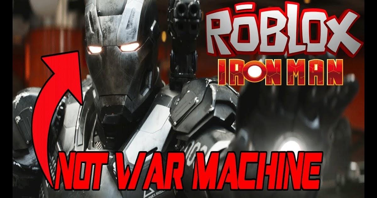 Roblox Iron Man Simulator War Machine Cheat In Roblox Robux