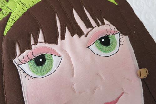 Tammy's pretty eyes