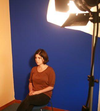How to Video Blog Backdrop Chroma-Key