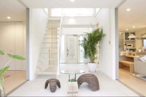 25 Desain Interior Rumah Minimalis 2 Lantai Terbaru 23