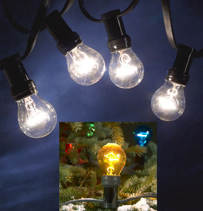big outdoor christmas lights bulbs
