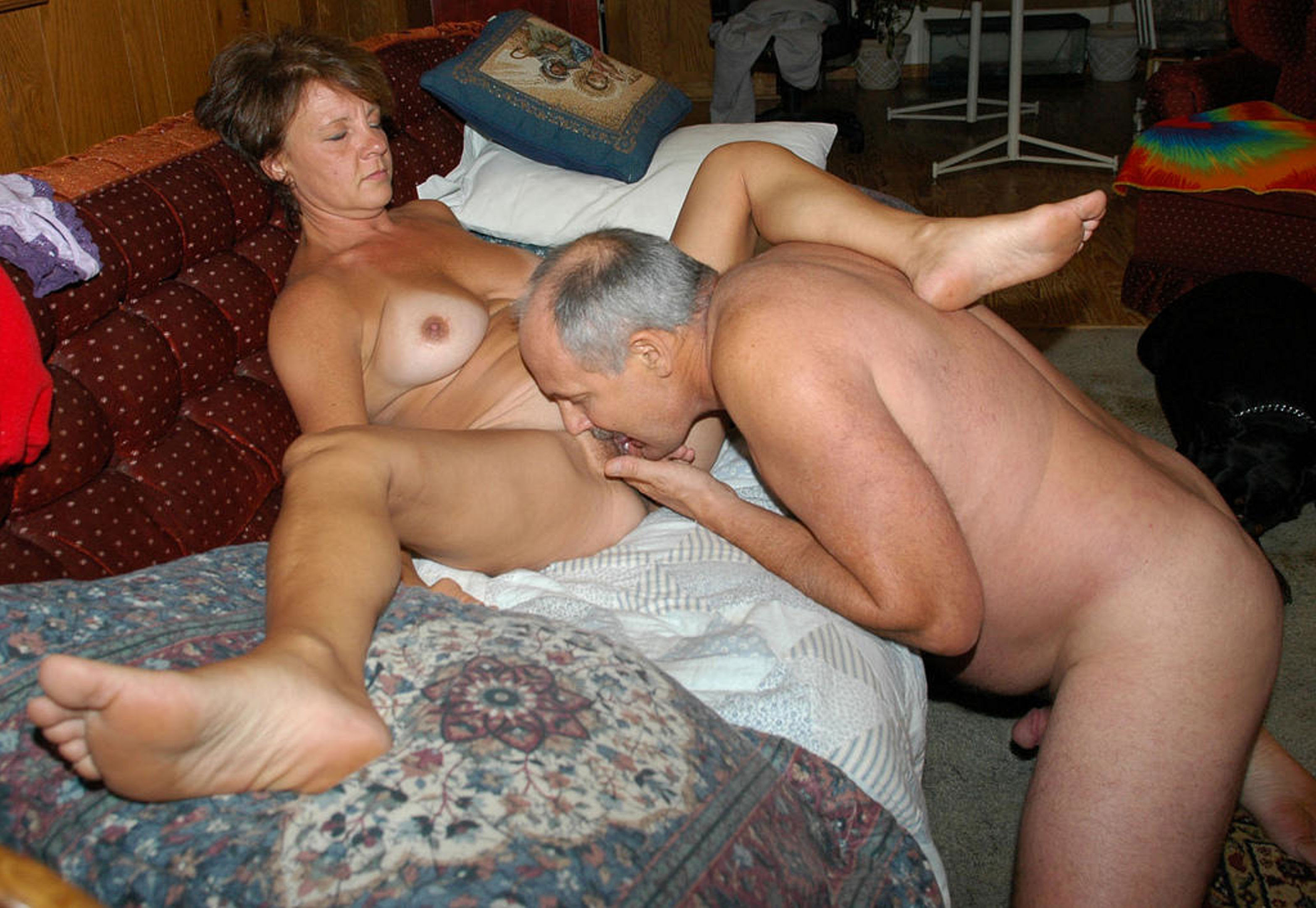 Old Couple Sex Horny Teen