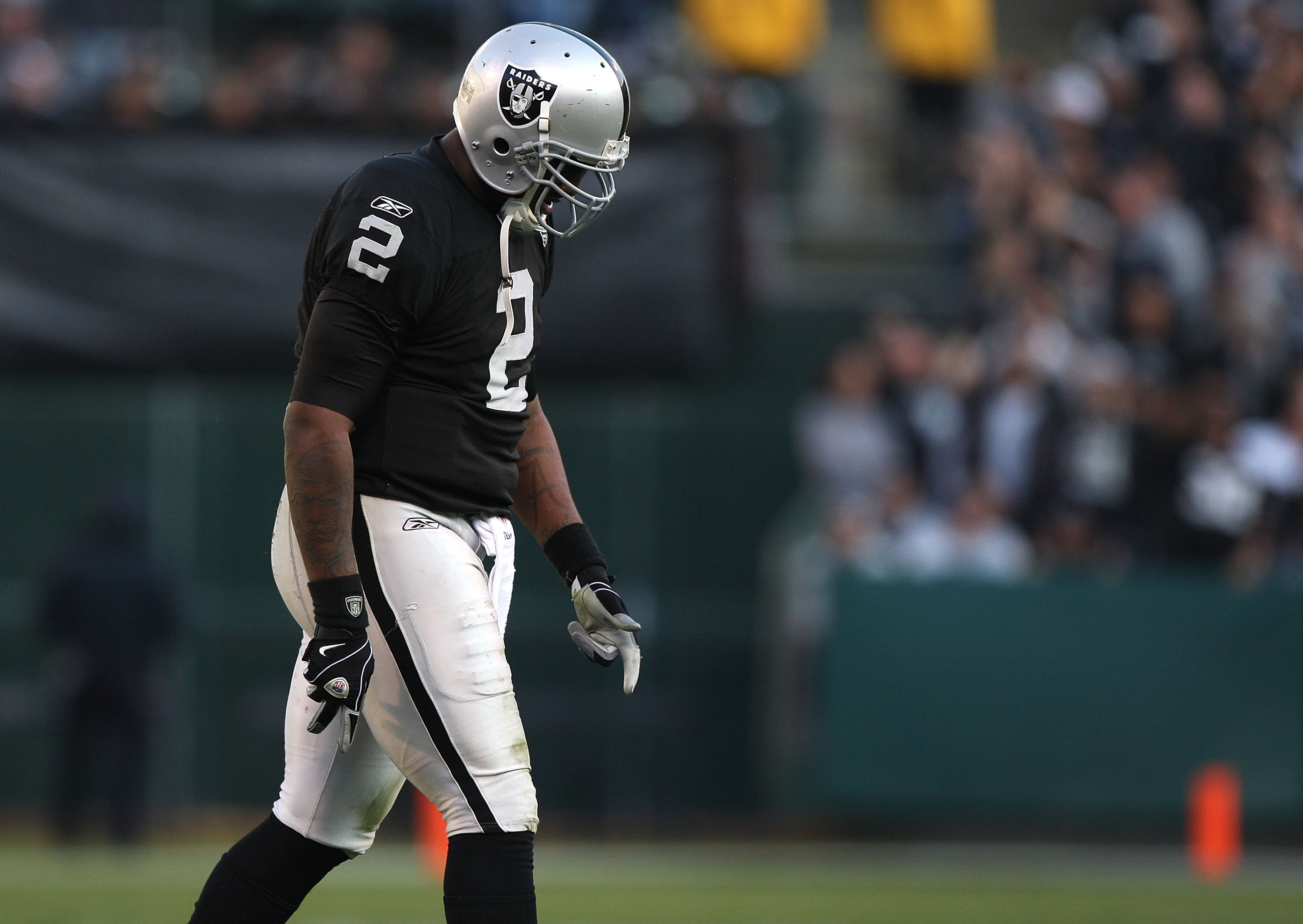 Total Pro Sports Former NFL QB JaMarcus Russell Writes To Jerry Jones; Willing To Be Waterboy
