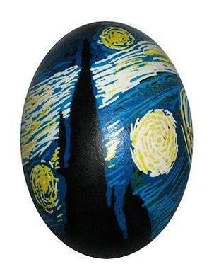 Pysanky Easter Eggs